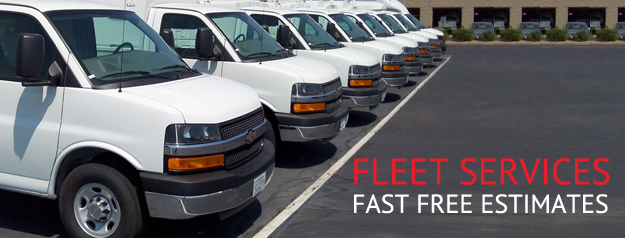 Fleet Services Kenny Hawkins Automotive